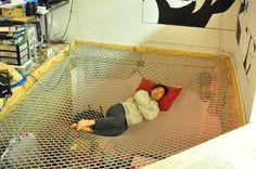 loft hammock