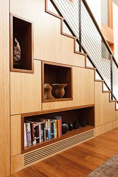 50 Amazing Under Stair Storage Solutions To Spruce Up Your Home – Engineering Di… 50 Amazing Under Stair Storage Solutions To Spruce Up Your Home – Engineering Discoveries Ikea Under Stairs, Under Staircase Ideas, Storage Under Staircase, Under Stairs Storage Solutions, Space Under Stairs, Small Space Design, Small Spaces, Home Engineering, Espace Design