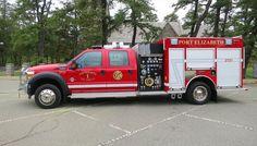 Maurice River - Port Elizabeth Volunteer Fire Department in NJ -GSO - #KME Fire…