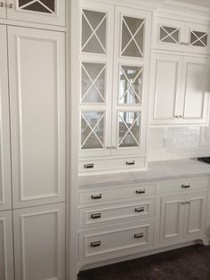 Inset Cabinets Secret pantry door Kitchen Pantry, Kitchen Reno, Kitchen Remodel, Kitchen Cabinets, Cabinet Door Makeover, Cabinet Doors, Inset Cabinets, Upper Cabinets, Home Reno