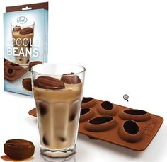 Fred & Friends Cool Beans Ice Cube Tray