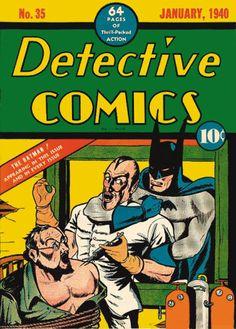 BATMAN creator Bill Finger and Bob Kane- Bing Images