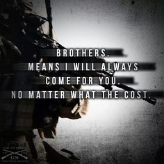 Military = Family = Unrivalled Bond for Life. Military Quotes, Military Humor, Military Love, Military Police, Usmc, Marines, Police Family, Warrior Spirit, Warrior Quotes