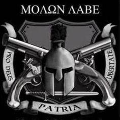 How To Pronounce Molon Labe   molon labe from wikipedia the free encyclopedia the phrase molon labe ...