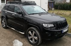 Gobi Jeep Grand Cherokee WK2 Rack | Stealth & Ranger Roof Rack | Expedition