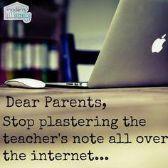 Stop plastering teac