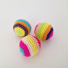 Crochet Ball Pattern