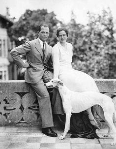 Anton of Austria and Ileana of Romania Queen Victoria, Princess Victoria, Romanian Royal Family, Archduke, Royal Beauty, Princess Alexandra, Kingdom Of Great Britain, Blue Bloods, Royal Weddings