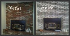 Can you paint Brick with Plaster Paint Co products.. Yes you can!