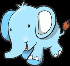 dibujo de elefante para imprimir
