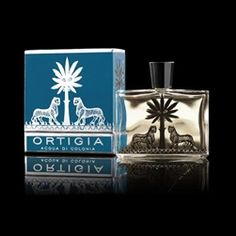 Sandlewood Cologne by Ortigia - - This shyt looks cheap and old! Lol but it has sandlewood so I must smell it