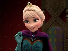 I got: Regal Elsa! Which Elsa From Frozen Are You Most Like?