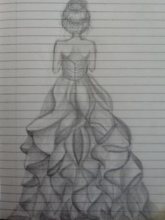 Dress inspired by The heir.