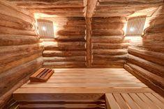 Строительство бань, саун из Липового Горбыля - ЛИПА с ЛЫКОМ! Homemade Sauna, Deco Spa, Sauna Design, Wellness Spa, Stairs, Interior, House, Gardening, Home Decor
