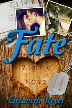 Fate (Fate #1) by Elizabeth Reyes *Vincent and Rose*