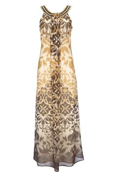 WALLIS: STONE EMBELLISHED MAXI DRESS $169