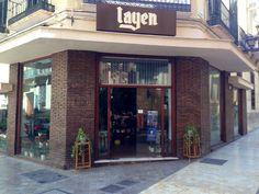 Tienda de Flores Layen en el centro histórico de Málaga
