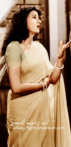 The most dazzling beauty to have ever hit the Silver Screen - Madhubala. She's been voted most beautiful actress ever by all the great Indian polls, which is totally understandable. Christmas prese...