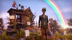 We Happy Few on Steam. Looks like a great game.