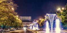 | Bucuresti la 555 ani (calendar evenimente) | Luchian Comsa Bucharest Romania, Calendar, Mansions, House Styles, Home Decor, Events, Decoration Home, Room Decor, Villas