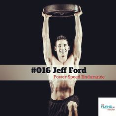 Let me introduce: episode #016 of The FLAWD podcast! With @jfordfit  Available on ITunes/stitcher now!  Jeff is theHead coach and director of training for Power Speed Endurance (formerly known as CrossFit Endurance). Jeff is on a mission to inspire people throughstrength and health. We talk about running the transition from CrossFit Endurance to Power Speed Endurance. We learn key koncepts in regards to running like the importance of body position and how to use gravity in running. The Power…