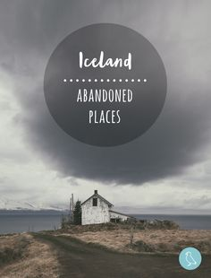 Abandoned places in Iceland. Definitely, they will send shivers down your spine. Are you ready for some goosebumps? Explore abandoned farms!