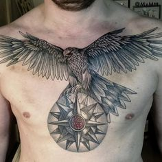 26 Good First Tattoo Ideas for Guys (24)