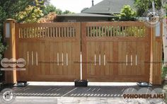 Amazing and Cute Main Gate Design For House Ideas & Create your Dream Home Gates with Latest Modern Wooden House Gates Collections, Attractive, Pretty Look Main Door Design Photos, House Main Door Design, Gate Wall Design, Home Gate Design, Front Gate Design, House Design, Main Gate Design Catalogue, House Front Gate, West Facing House