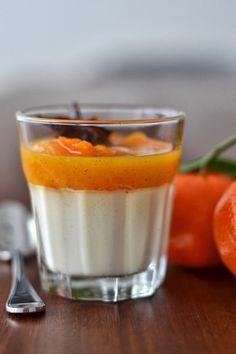 La Cuisine c'est simple: Simple comme la panna cotta aux clémentines et aux épices de chez Henri & Agnes