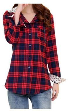 women's flannel, plaid top, style, fashion, winter