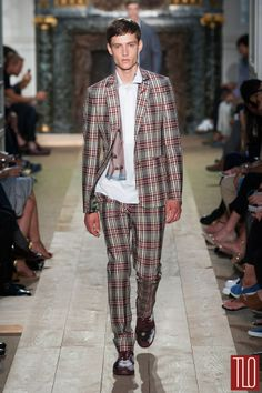 Valentino Spring 2015 Menswear Collection | Tom & Lorenzo Fabulous & Opinionated