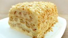 Kinds Of Desserts, Fun Desserts, Delicious Desserts, Puff Pastry Desserts, Puff Pastry Recipes, Pastry Cake, Best Dessert Recipes, Cake Recipes, Bolo Tiramisu