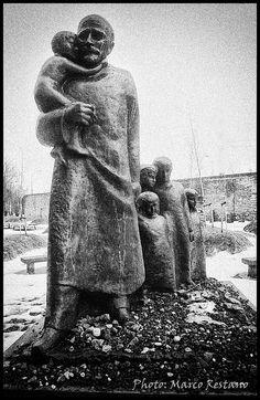 Janusz Korczak Memorial - Jewish Cemetery in Warsaw - Cmentarz Żydowski