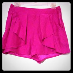 "Love Parker!!!! ""Parker Pink Shorts""! #poshmark #fashion #shopping #style #Parker #Pants"