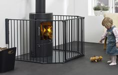 Topstak are suppliers of the market leading brand of BabyDan Hearthgates.  The BabyDan hearthgate is a system of flexible panels designed as a child safety guard in front of open fires and woodburning stoves. www.topstak.co.uk