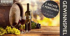 GEWINNEN Sie 2 Übernachtungen im Weingut J. Heinrich  + €200,- Einkaufsgutschein