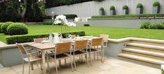 Garden Design Projects in London - Harrington Porter