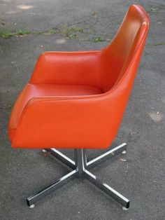 Mid Century High Back Lounge Chairs | Retro | Pinterest | Mid Century And  Products
