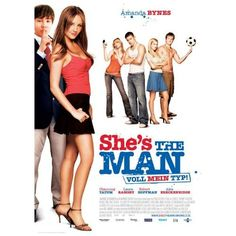 Love the MOVIE She's the Man!!