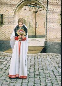 Славянски стил на обличане Bridesmaid Dresses, Wedding Dresses, Clothes, Fashion, Bridesmade Dresses, Bride Dresses, Outfits, Moda, Bridal Gowns