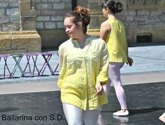 Bailarina con sindrome de down: DEBERES Escrito por Haizea