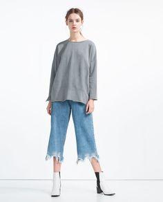 ZARA的图片 1 名称 加大碼運動衫