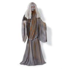 the reaper summoner of spirits animated ouija board halloween prop of - Animated Halloween Figures