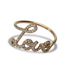 Script Love Ring