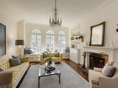 Candace Bushnell's New York Apartment | Marie Claire