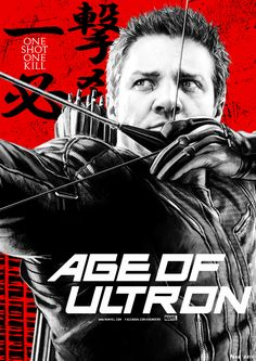 Hawkeye - One Shot One kill. / Jeremy Renner