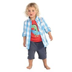 New arrival Frugi Fashionista Kids, Shirt Blouses, T Shirt, Sale Promotion, Check Shirt, Summer Sale, Little Ones, Sunnies, Organic Cotton