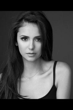 Actress Nina Dobrev !