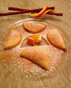 Raviole con marmellata d'arancia e cannella... dessert natalizio - Jennifer Puccio