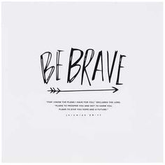 Get Be Brave Wood Block Plaque online or find other Wall Art products from HobbyLobby.com